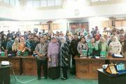 """KULIAH UMUM """"Diseminasi Kebijakan Makroprudensial"""" Bentuk kerjasama Bank Indonesia dengan Fakultas Ekonomi dan Bisnis UPN Veteran Jawa Timur"""