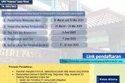 PENERIMAAN MAHASISWA PASCASARJANA MAGISTER MANAJEMEN DAN MAGISTER AKUNTANSI TA. 2021/2022