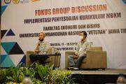 FORUM GROUP DISCUSSION Implementasi Penyesuaian Kurikulum MBKM