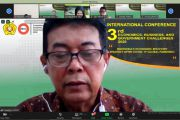3 rd International Conference on Economic, Business and  Government Challengess 2020  (Online)