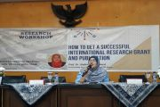 """Research Workshop """"How To Get A Successful International Research Grant And Publication""""."""