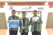 Mahasiswa Akuntansi mendapatkan Juara 4 Pada Accounting Paper Competition di Perbanas