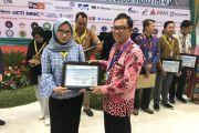 """Dua Mahasiswa Akuntansi FEB UPN """"Veteran"""" Jawa Timur Meraih Penghargaan 20 Best Paper  Dalam Konferensi Regional Akuntansi VI Di Surabaya"""